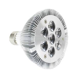 Good quality PAR30 led bulb dimmable E27 E26 21W 7x3W Led Light Energy Saving led lamp Cool Warm White 110V 220V CE&ROHS warranty 3 years