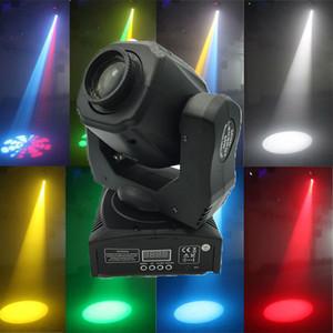 4pcs / lot LED moving dj 60W Китай mini LED spot moving head light 60W Gobo moving heads огни супер яркие
