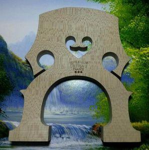 Tony Sima pont bridge Ma Qin code taille contrebasse basse importation code musical Ma Zi