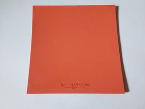 Verkauf hohe qualität roter schwamm T05 gummi klinge tischtennis tischtennis tischtennisschläger kostenloser versand