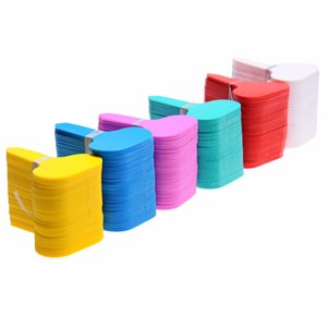 100PCs Plant Plastic Labels Flower Tags Garden Signs Card Labeling For Plants Seed Stake Garden Farms Park Flower Pot Waterproof