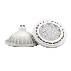 Freies Verschiffen neue Ankunft AR111 GU10 LED-Lampe 12W geben warmes weißes / kühles Weiß / natürliche weiße dimmable Birnen des Pfeilerscheinwerfers ein