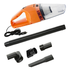 CarBest Car Vacuum Cleaner, FociPow DC 12 Volt 120W Wet & Dry Handheld Auto Vacuum Cleaner with 16.4FT 5M Power Cord