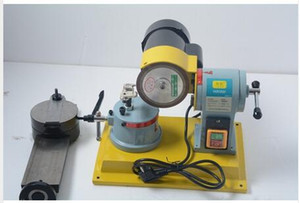 Envío gratis nuevo Circular Saw Grinder Blade Rotary Angle Mill Sharpener 125mm