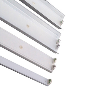 1200mm 4ft T8 LED tube fixture for 1pcs 2pcs T8 led tube light 20pcs lot free shipping