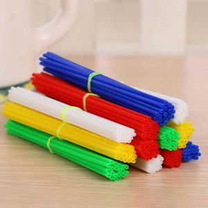 Sıcak Renkli plastik DIY sayısı küçük asılı tahta oyuncaklar sopalarla bilgelik sticks sayısı çubuklar ücretsiz kargo