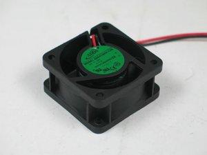 ADDA AD0412HX-C50 DC 12V 0,11A 2-Draht 2-poliger Stecker 40x40x20mm Server Quadratischer Lüfter
