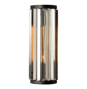 Factory Outlet Art Decor Luxury Vintage K9 Crystal Chandelier Lámpara de pared Lámpara de iluminación de luz para el hogar Hotel Room Room Decor LLFA