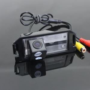 현대 자동차 i30 2007 ~ 2012 용 License Plate Light OEM / HD CCD 야간 투시경 / 자동차 후방 카메라 / 후방 카메라