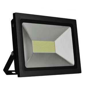 سامسونج الصمام ضوء الفيضانات 200W 150W 100W 60W 30W 15W LED الكاشف IP65 للماء 220V 110V LED الأضواء في الهواء الطلق الإضاءة