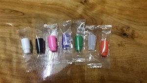 Disposable Drip Tip Individual Package 510 Silicone Mouthpiece Test Tester Drip Tips fit 510 RDA RBA Atomizers DHL Free