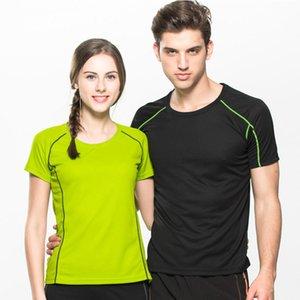 UMLIFE Sexy Yoga T Shirt Tank Top Fitness Quick-Dry Sport Shirt Tights Women Gym Running Shirts Sportswear Tee For Man