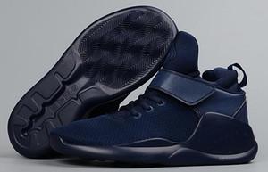 2017 Air KWAZI Back To The Future Обувь женская и мужская кроссовки сапоги кроссовки тренеры спортивная повседневная спортивная обувь 36-45