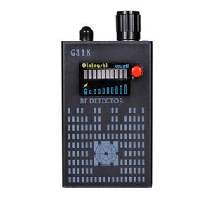 1 ميجا هرتز -8000 ميجا هرتز اللاسلكي rf إشارة الكاشف كشف الهاتف المحمول cdma إشارة الصوت كاميرا فيديو gps لتحديد المواقع كاشف G318 يده كاشف