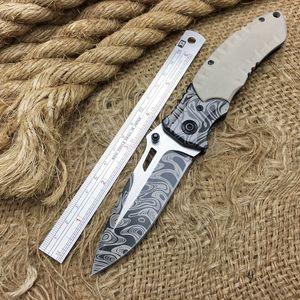 New F93 Folding Tactical Knife, 440A Mini Pocket Knife, presente lâmina Folding facas, personalizado EDC Camping pasta facas ferramenta Outdoor
