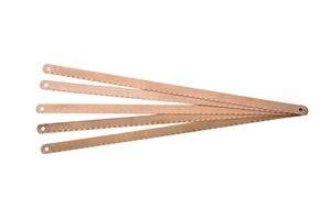 Lame de scie à métaux non magnétique, étincelle, sans étincelle, bronze 2761 300 mm bronze