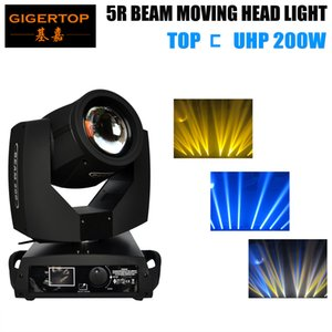 Carton / Flight Case Verpackung 5R Moving Head Spot-Licht 5R Sharpy Strahl 200W Moving Head-Schwarz-Fall CE-Zertifikat