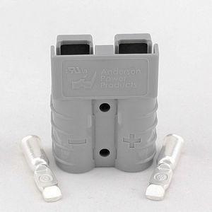 Conector original de 350 amp. Anderson Slave Battery Jump Kit Conector de batería para montacargas