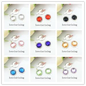 16 colori che scegli - 100 pezzi perlina acrilica Chiusure lampo in carta per bomboniere per matrimoni Forniture per matrimoni Decorazioni