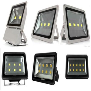 Ультра яркий 100W 150W 200W 250W 300W 400W 500W 600W водонепроницаемый светодиодный прожектор RGB / теплый / холодный белый свет COB LED Flood Lights