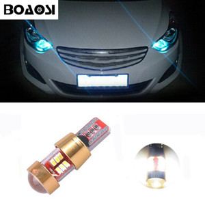 BOAOSI Araba Canbus LED T10 W5W Gümrükleme Park Işık Kama Işıkları Için hyundai i30 sonata getz tucson elantra ix35 accent solaris
