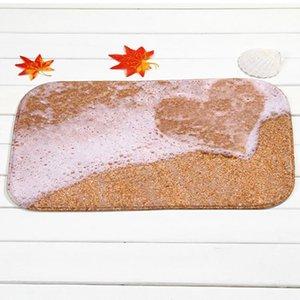 Wholesale- New Qualified Valentine's Day Mat Outdoor Indoor Antiskid Decor Doormat dec22