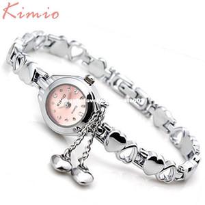 Kimio simple petit cadran Amour Décoration Bracelet Femmes Célèbres Marque Femmes Luxe Montres Femmes Quartz-montre femme bracelet