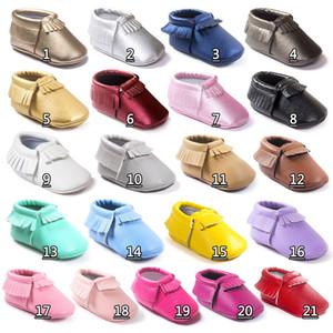 Mocasines bebé de cuero bebé moccs niñas moccs arco 100% superior capa de cuero suave moccs botines de bebé zapatos para niños