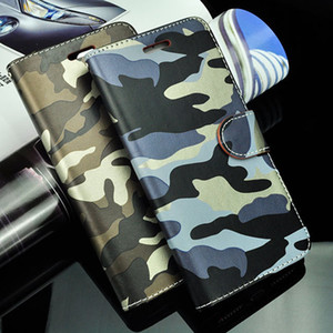 Западный стиль камуфляж камуфляж бумажник чехол флип кожаный чехол кожный чехол с гнездом для карт памяти для iPhone6, iPhone 6 plus, iPhone 7 plus, iPhone7