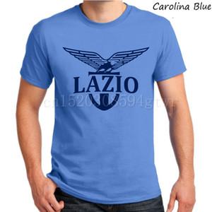 Club Biancocelesti Lazio FC Camiseta Olimpico Ciro Immobile Ricardo Kishna Felipe Anderson T-shirt Biglia Serie A ITALIE Lazio