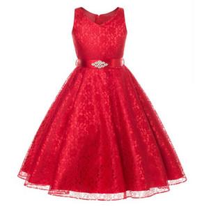 Baby Girls party dress children kids teenagers designer prom dress ceremony party dress birthday princess infantil