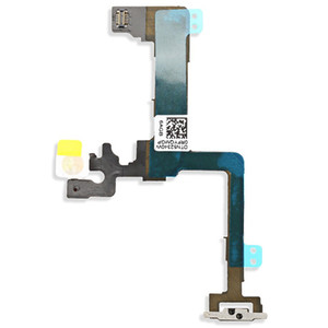 100PCS Power On Off Button Switch flash Flex Cable peça de reposição para iPhone 6 6s Mais de DHL livre