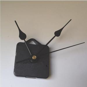 DIY Uhrwerk Quarz Kit Schwarz Uhr Zubehör Spindel Mechanismus Reparatur mit Hand Sets Schaftlänge 13 Beste Qualität