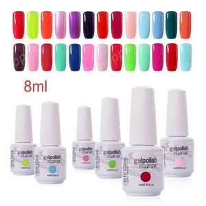 Irgendwelche 12 Farben-Gel-Polnisch Arte Clavo Nagelgelpoliermittel 220 Farben Kosmetik Soak Off Set 8 ml
