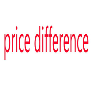 Special link for making up the price differnce