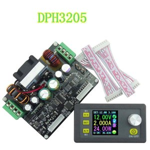 Freeshipping DPH3205 voltmeter 160W color LCD analog Digital Control Buck-Boost Supply Power Constant Voltage current