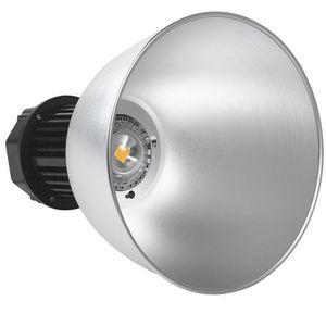 CE ROHS 100W Industrial LED High Bay Light 85-265V Lámpara LED High Bay Lighting 10000LM para Warehouse Factory Iluminación comercial Luz de inundación