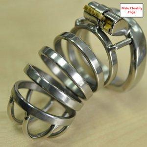 Change Chastity Seal Chastity Device Устройство Chock Lock Headity Новые новые Клетки Замок BDSM Мужчины Для Прибывающих HQPPJ