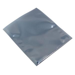 DHL Open Top 9 * 12.5cm 900Pcs / Lot Événement En Plastique Anti Blindage Statique ESD Pack Sac Antistatique HDD Antistatique ESD Pochette