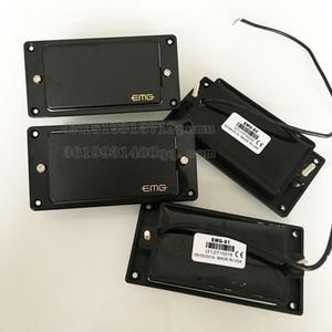 В наличии электрогитара EMG пассивный пакет черный 81/85 пикапы Бесплатная доставка