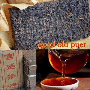Promoción nueva edad 100g de China del té maduro del puer puerh del té de Yunnan té chino PU-erh de la PU er shu al por mayor de productos