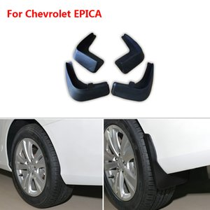 Brand New Pour Chevrolet EPICA 4 pcs Haute Qualité ABS Mud Flaps Splash Guards Car Fender Garde-Boue