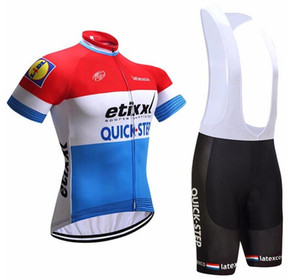 2017 pro ciclismo wear TEAM ETIXX pantaloncini ciclismo jersey set Ropa Ciclismo estate traspirante BICICLETTA Maillot Culotte