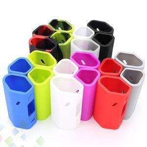 Renkli RX2 3 Silikon Kılıflar RX23 Kapak Cilt Silikon Çanta Wismec Reuleaux RX2 3 Kutu Mod Için 100% Gıda Sınıfı Silikon DHL Ücretsiz