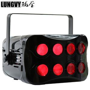 저렴 한 가격 좋은 품질 2 X 20 W 7in1 LED 디스코 빛 빔 효과 나비 조명 DMX 무대 조명 KTV 디스코 Dj 조명