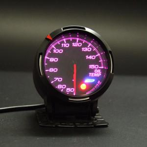13 Color de retroiluminación en 1 60 mm Racing DEFI BF Link Medidor automático Temperatura del aceite Medidor Medidores Sensor de temperatura del aceite