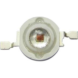 50 adet 660nm 3 W 42mil EPILEDS Çip Derin Kırmızı LED Boncuk Diyotlar Bitki Büyümek LED Büyümek Işık Parçası