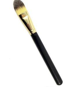 Prix le plus bas Maquillage 190 Professional Foundation Brush 10pcS