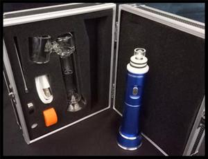 HNAIL électrique portable 9 stylo en cire h 510 fil clou H clou dab rig avec quartz titane clou en verre bang fixation vaporisateur