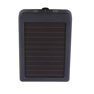 Оптовая продажа-Оптовая новое зарядное устройство 1500mAH зарядное устройство для HT серии охота камеры 0.4 W водонепроницаемый зарядное устройство панели солнечных батарей